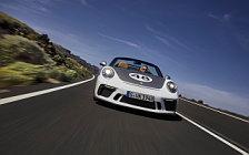 Cars wallpapers Porsche 911 Speedster Heritage Design Package - 2019