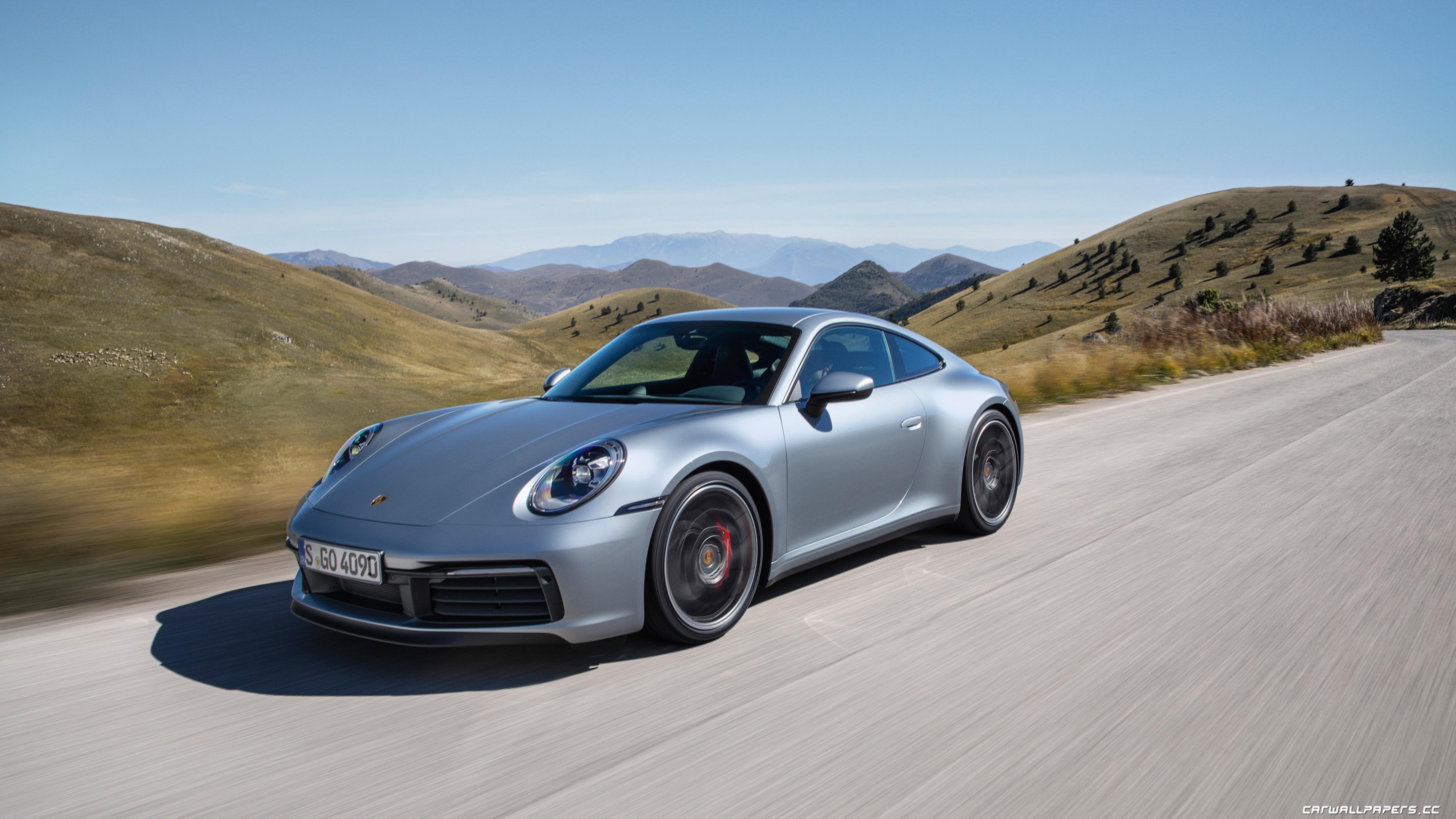 Cars Desktop Wallpapers Porsche 911 Carrera 4s 2019 Porsche 911 carrera 4s 2019 5k