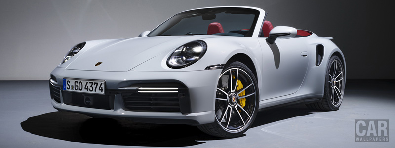 Cars wallpapers Porsche 911 Turbo S Cabriolet - 2020 - Car wallpapers