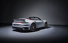 Cars wallpapers Porsche 911 Turbo S Cabriolet - 2020