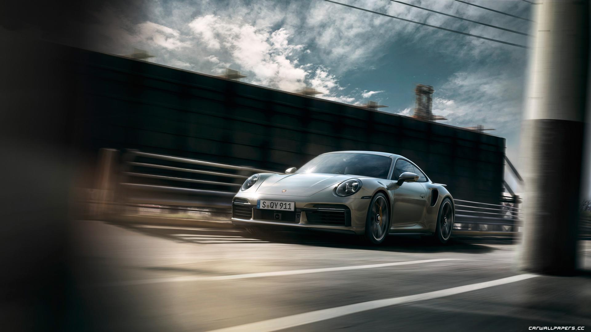 Cars Desktop Wallpapers Porsche 911 Turbo S 2020
