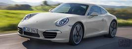 Porsche 911 50th Anniversary Edition - 2013