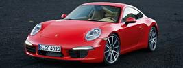 Porsche 911 Carrera - 2011