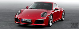 Porsche 911 Carrera 4 - 2015