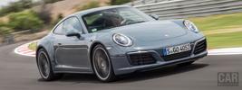 Porsche 911 Carrera 4 - 2016