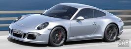 Porsche 911 Carrera 4 GTS - 2015