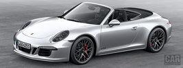 Porsche 911 Carrera 4 GTS Cabriolet - 2014