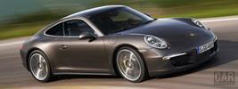 Porsche 911 Carrera 4S - 2012