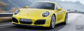 Porsche 911 Carrera 4S - 2015