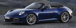 Porsche 911 Carrera 4S Cabriolet - 2019