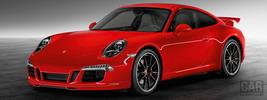 Porsche 911 Carrera Aerokit Cup - 2012