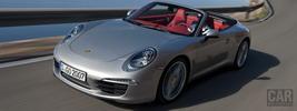 Porsche 911 Carrera Cabriolet - 2012