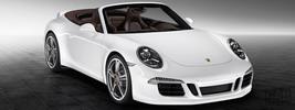 Porsche 911 Carrera Cabriolet Sport Design Package - 2012