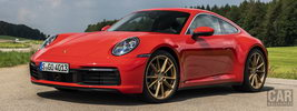 Porsche 911 Carrera Coupe (Guards Red) - 2019