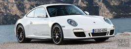 Porsche 911 Carrera GTS - 2010