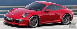 Porsche 911 Carrera GTS - 2014
