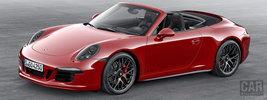 Porsche 911 Carrera GTS Cabriolet - 2014