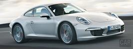 Porsche 911 Carrera S - 2011