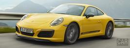 Porsche 911 Carrera T - 2018