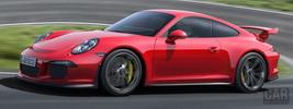 Porsche 911 GT3 - 2013