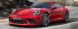 Porsche 911 GT3 - 2017