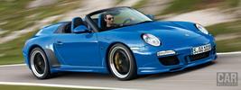 Porsche 911 Speedster - 2010