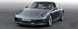 Porsche 911 Targa 4 - 2015