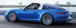 Porsche 911 Targa 4S - 2015