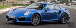 Porsche 911 Turbo - 2016
