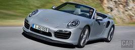 Porsche 911 Turbo Cabriolet - 2013