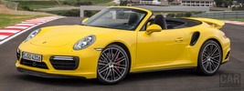 Porsche 911 Turbo Cabriolet - 2016