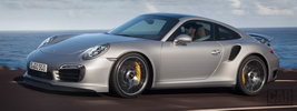 Porsche 911 Turbo S - 2013