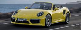 Porsche 911 Turbo S Cabriolet - 2016