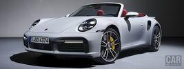Porsche 911 Turbo S Cabriolet - 2020