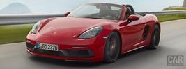 Porsche 718 Boxster GTS - 2017