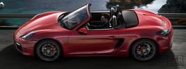 Porsche Boxster GTS - 2014