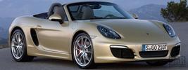 Porsche Boxster S - 2012