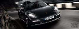 Porsche Boxster S Black Edition - 2011