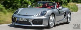 Porsche Boxster Spyder - 2015
