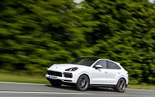 Cars wallpapers Porsche Cayenne Coupe (Carrara White Metallic) - 2019