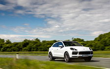 Cars wallpapers Porsche Cayenne Coupe (Carrara White Metallic) - 2019