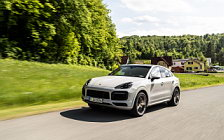 Cars wallpapers Porsche Cayenne S Coupe (Crayon) - 2019