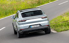 Cars wallpapers Porsche Cayenne S Coupe (Dolomite Silver Metallic) - 2019