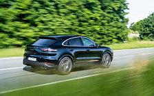 Cars wallpapers Porsche Cayenne S Coupe (Moonlight Blue Metallic) - 2019