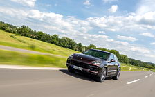 Cars wallpapers Porsche Cayenne Turbo Coupe (Mahogany Metallic) - 2019