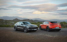 Cars wallpapers Porsche Cayenne Coupe - 2019