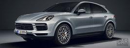 Porsche Cayenne S Coupe - 2019
