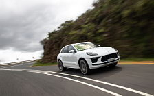 Cars wallpapers Porsche Macan Turbo (Carrara White Metallic) - 2019