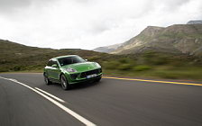 Cars wallpapers Porsche Macan Turbo (Mamba Green Metallic) - 2019