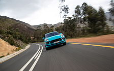 Cars wallpapers Porsche Macan Turbo (Miami Blue) - 2019